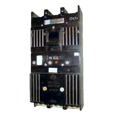 TB43300 - 300A 480V 3P CB (TB4 FRM) Tri-Break - Reconditioned