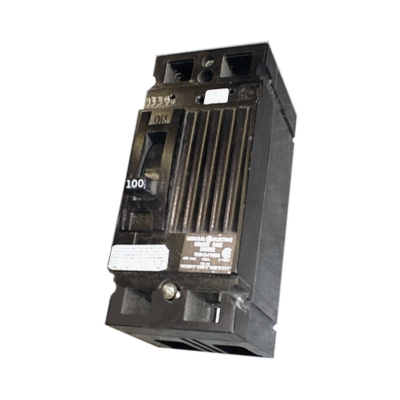 TED124Y100 - 100A 480V 2P Molded Case Switch - Reconditioned
