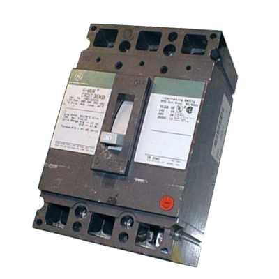 TED134015 - 15 Amp 480 Volt 3 Pole Circuit Breaker - New Surplus