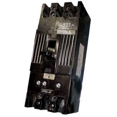 TFJ236250 - 250 Amp 600 Volt 3P CB  (22KAIC) - Reconditioned
