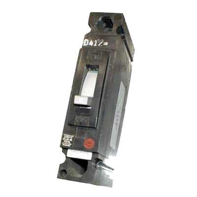 THED113015 - 15 Amp 277 Volt 1 Pole CB (65KAIC) - Reconditioned