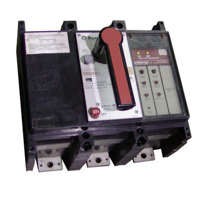 THPVVF3608 General Electric Insulated Case Breaker