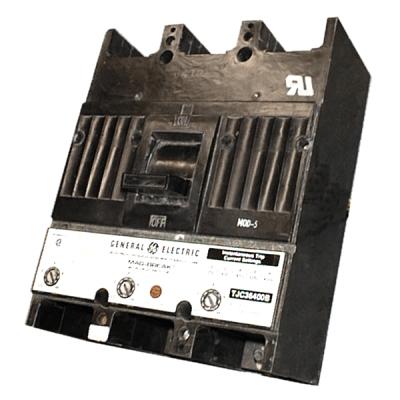TJC36400B - 400A 600V 3P (MCP) (30KAIC) - Reconditioned