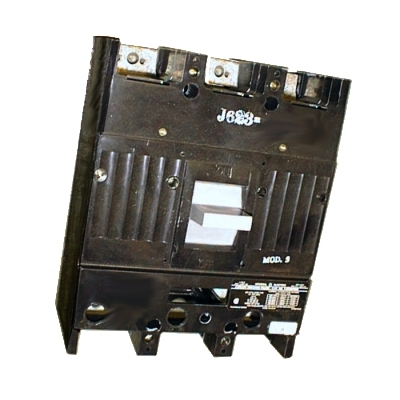 TJK626F000 - 600 Amp 600 Volt 2 Pole CB Frame Only - Reconditioned