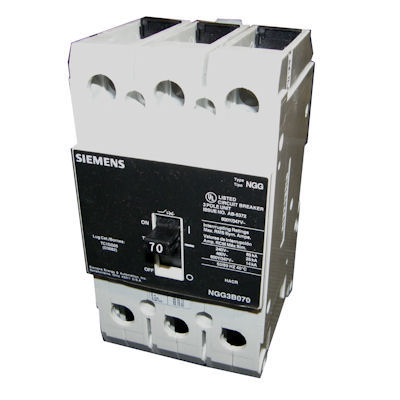 NGG3B070L Siemens Circuit Breakers