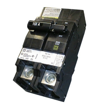 150 Amp Type QOB Square D Residential Circuit Breaker -Southland ...