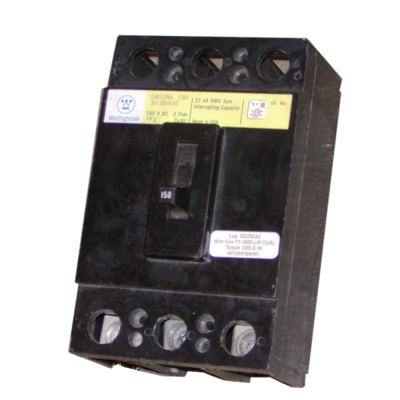 CAH3100 - 100 Amp 240 Volt 3P Hi-Break CB - Reconditioned