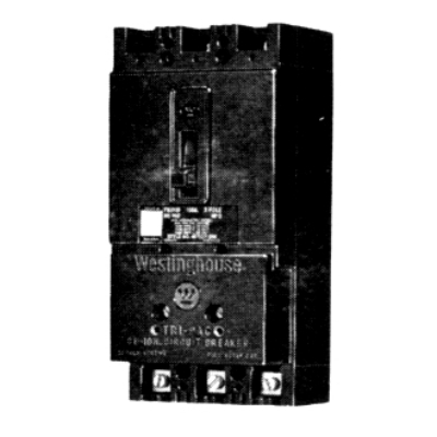 FB3070PL - 70 Amp 600 Volt 3 Pole TRI-PAC CB - Reconditioned