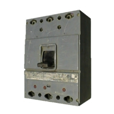 HLA3350 - 350 Amp 600 Volt 3P High Interrupt - Reconditioned
