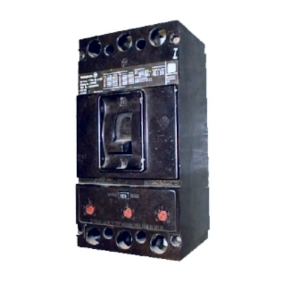 LB3400F - 400 Amp 600 Volt 3 Pole Frame Only - Reconditioned