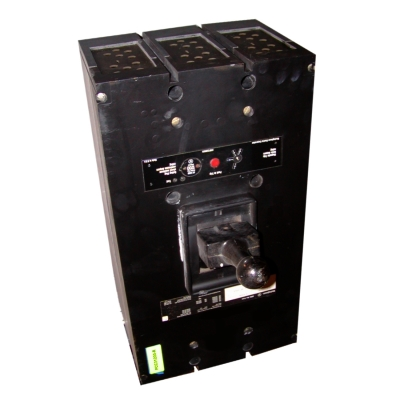 PCC31200 - 1200 Amp 600 Volt 3 Pole Circuit Breaker - Reconditioned