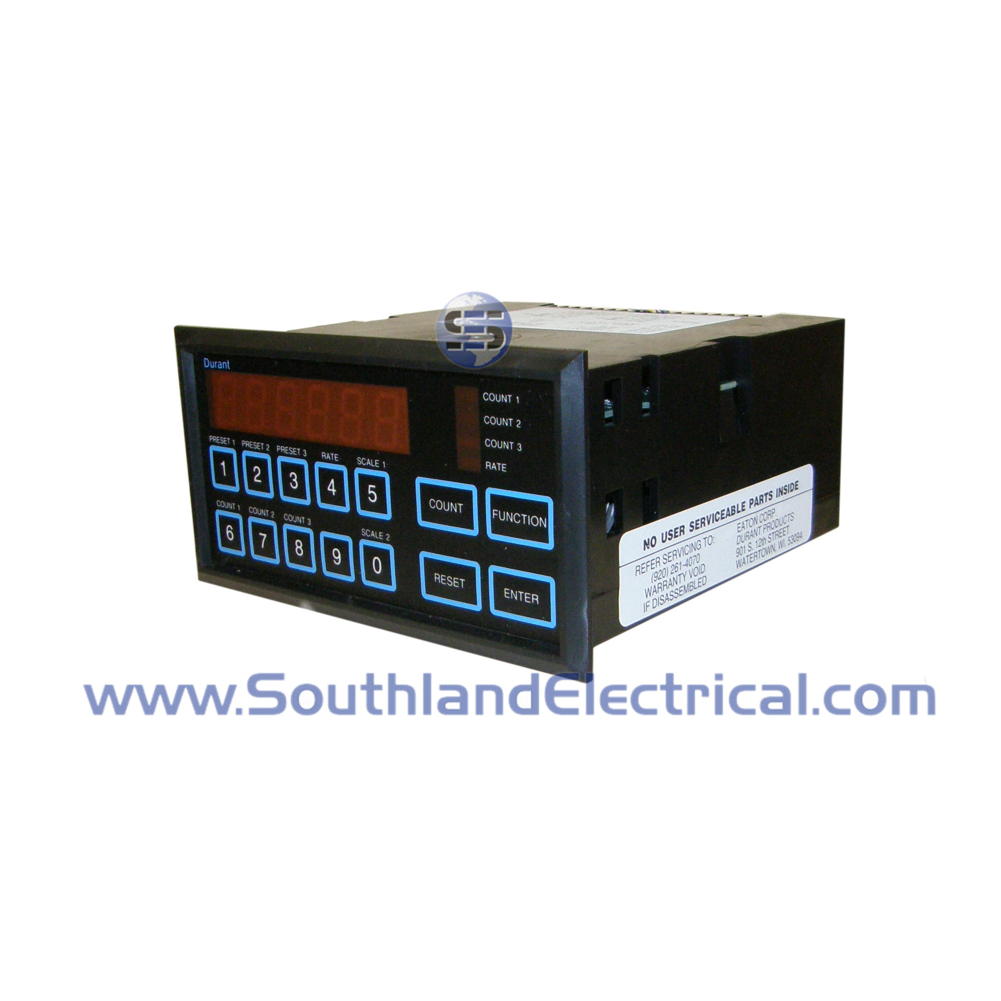 58827-410 Durant Programmable Logic Controls