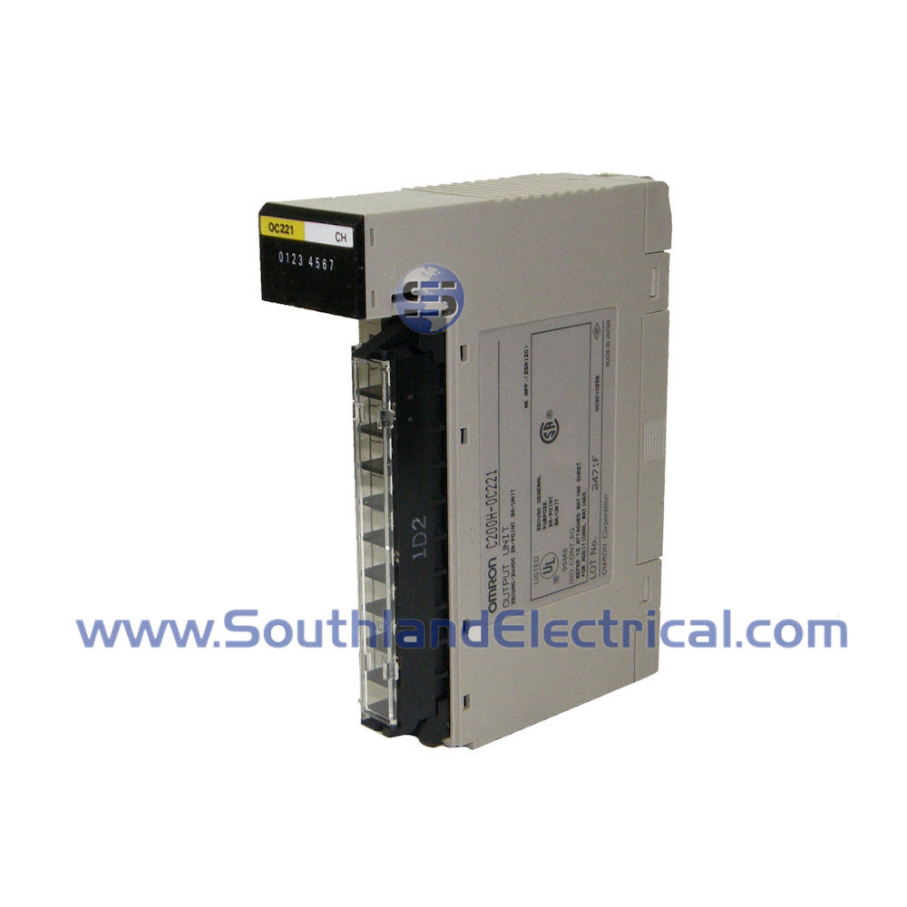 C200H-OC221 Omron Programmable Logic Controls
