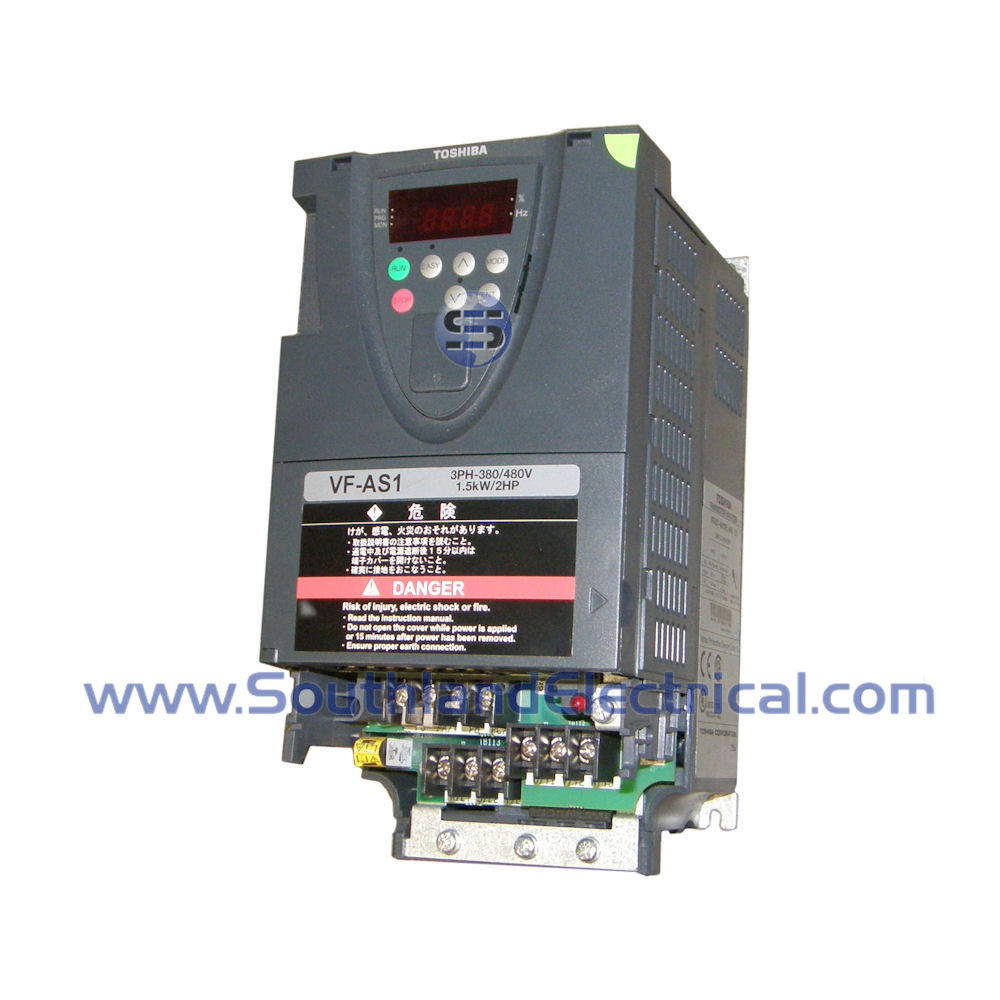 VFAS1-4015PL-WN Toshiba Drives and Soft Starts