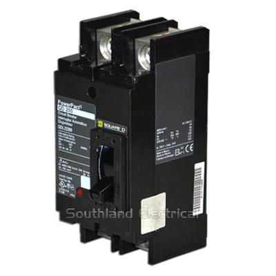 Square D Q2MB 2 pole 225 amp 120//240v Q2M2225MB Circuit Breaker