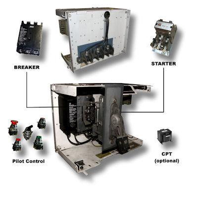Buy F10 Unitrol Cutler Hammer Motor Control Center