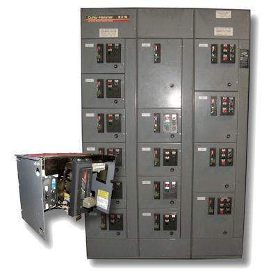 Freedom Unitrol Cutler Hammer Motor Control Center