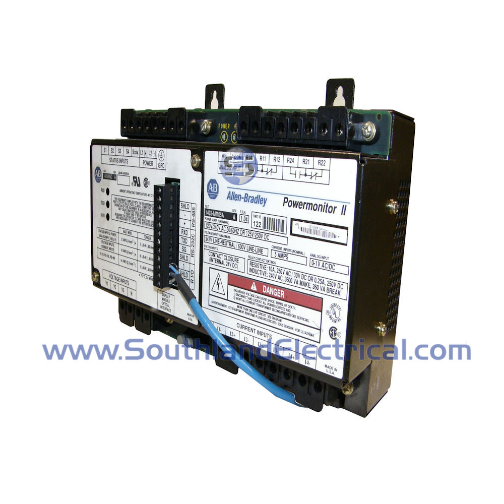 1403-MM05A Series A Allen Bradley Programmable Logic Controls