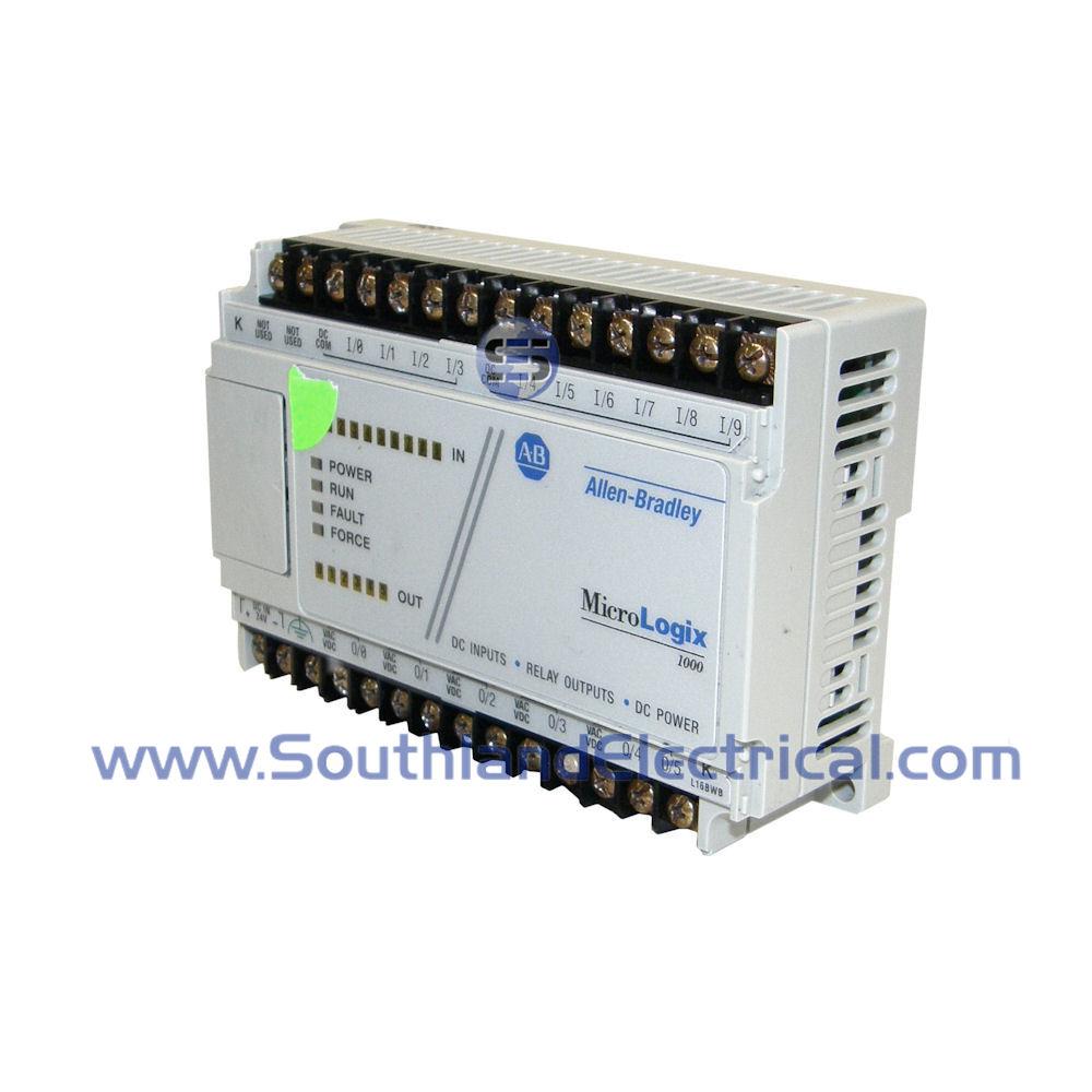 Buy 1761-L16BWB Series D - Allen Bradley Programmable Logic Controls