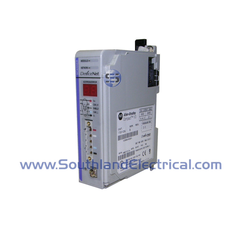 Buy 1769 Sdn Series B Allen Bradley Programmable Logic Controls C230 Challenger Circuit Breaker New Used And Obsolete
