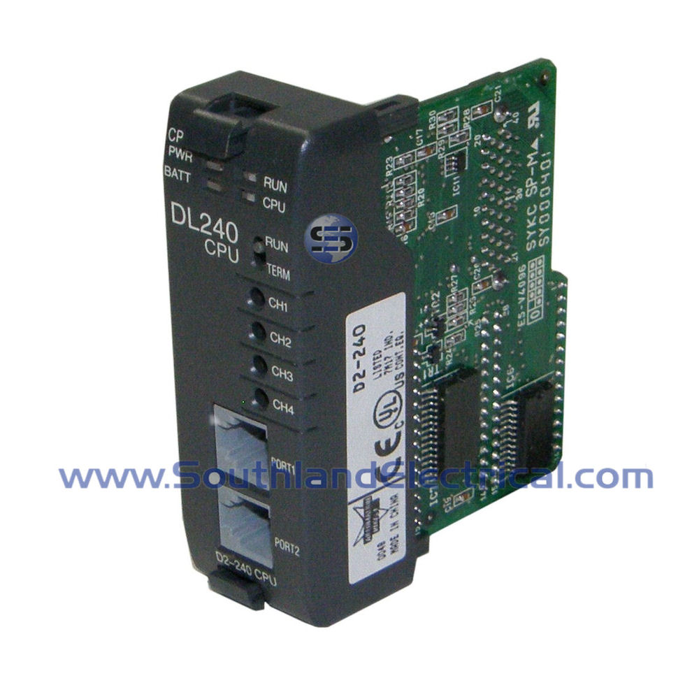 D2-240 Direct Logic Programmable Logic Controls