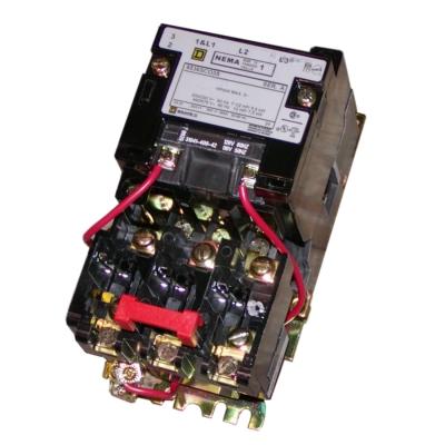 class 8536 square d low voltage starters contactors. Black Bedroom Furniture Sets. Home Design Ideas
